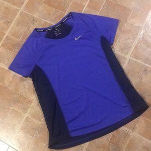 Nike Dri Fit running shirt size women's medium